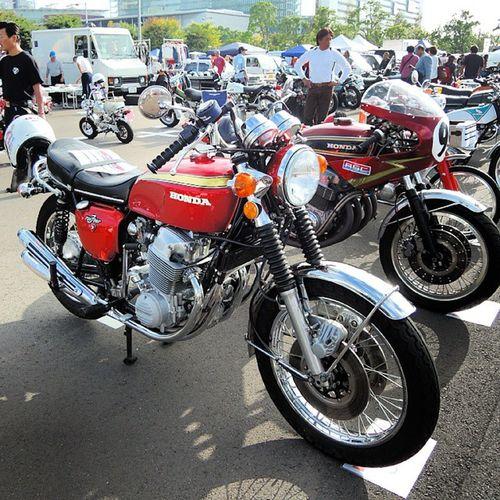 旧車天国 2013 Honda CB750 Cb750four Vintagebike vintagemotorcycle