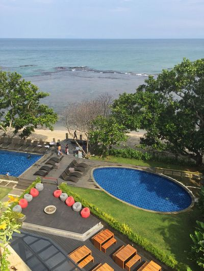 Colour Of Life aston Anyer  Anyerbeach Banten Hotel Swimming Pool Taking Photos Enjoying Life Travel Landscape Holiday