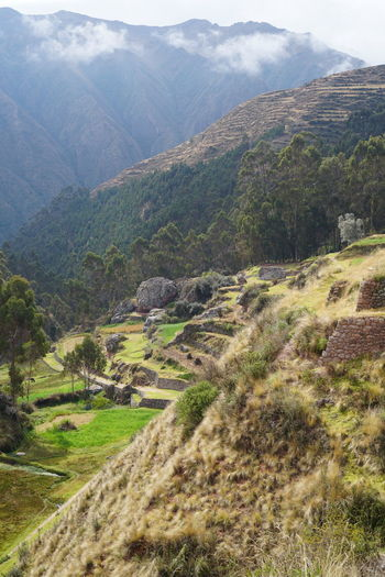 Chinchero Peru Complejo Arqueologico Chinchero Sacred Valley Of The Incas The Sacred Valley Of The Incas Urubamba Valley Valle Sagrado Valle Sagrado De Los Incas Chinchero Urubamba