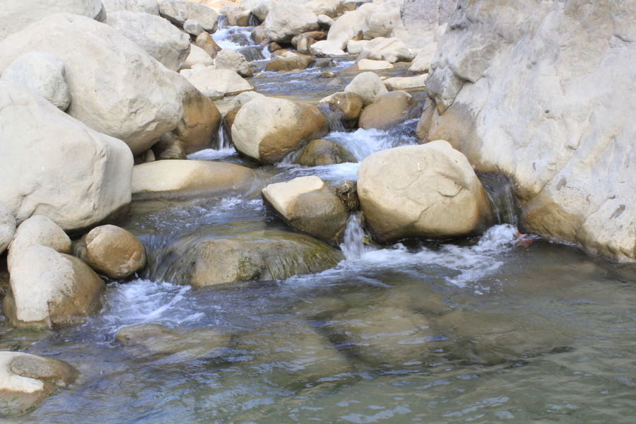 River VS Stone Day Nature Outdoors Rock - Object Stones Water Water Flow Waterfront