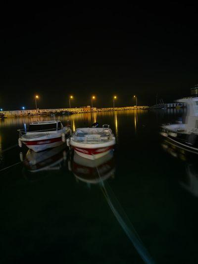 Night Water Sky City No People Outdoors Nightphotography Yalovasahili Nightlife Turkey Yalova