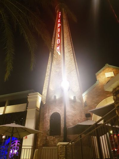 "The Edison "" the best place"" 30years Old Music With Restaurant Lovethisplace Travel DisneySprings Theedison Statue Arts Culture And Entertainment Business Finance And Industry"