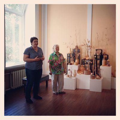 Юбилейная выставка Людмилы Измайловой Новосибирск Novosibirsk Novosibirsk City Siberia выставка искусство
