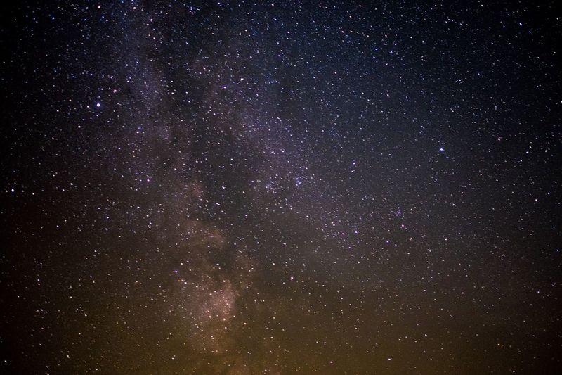 Milky Way. Star