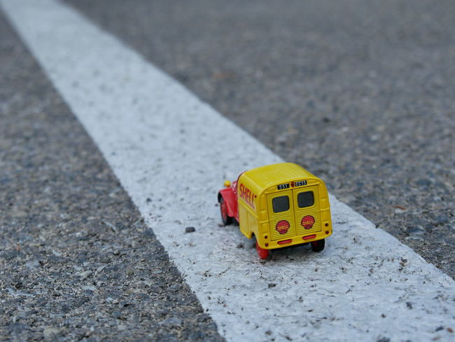 Paint The Town Yellow Yellow Flower Close-up Play Toy Photography The Graphic City Mobility In Mega Cities
