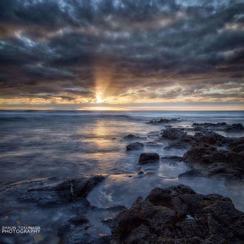 Ka Iwi Sunrise Sunrise Water_collection Landscape Hawaii