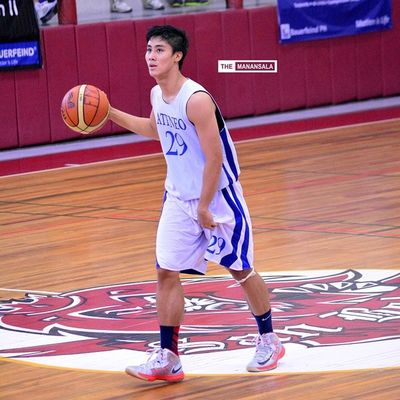 @earlmurphy ??? . . . Fmc FrMartinCup ADMUvsUE TeamB agb ateneogloryB admu ateneo hoop basketball themanansala