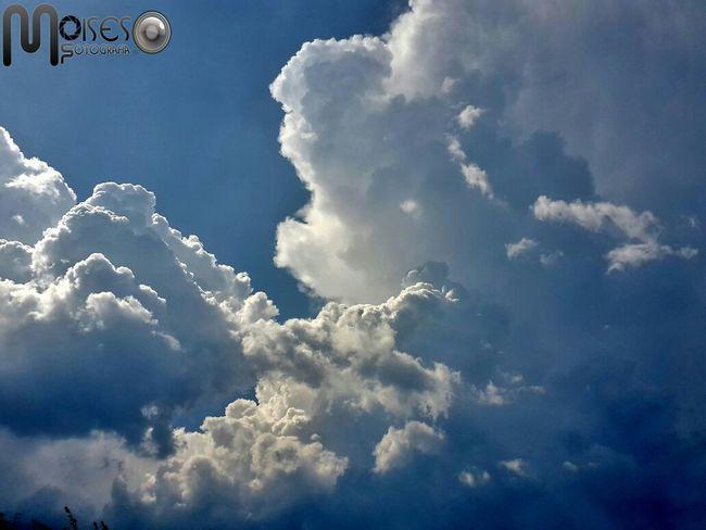 Magic. Clouds And Sky Landscape Nature Skyporn