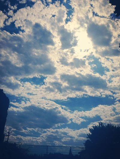 What a beautiful sky! Sky Clouds