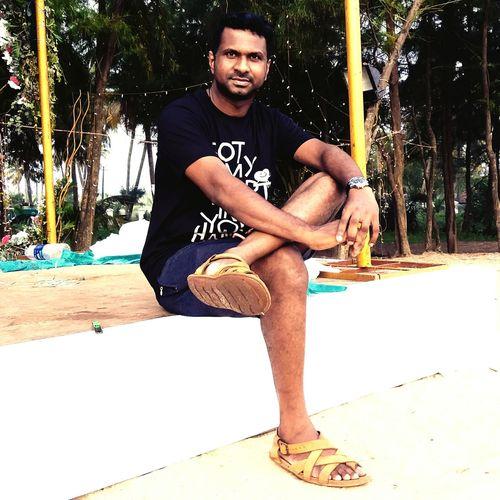 Working Place Workstarts Blacklover Cherayibeach Cherayi Kerala The Gods Own Country ;)