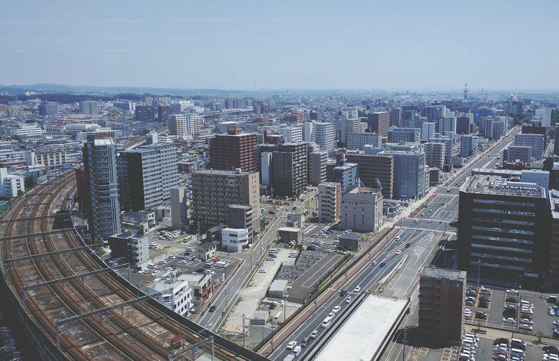 Blood donation in Sendai AER now Taking Photos Relaxing Hi! Enjoying Life View