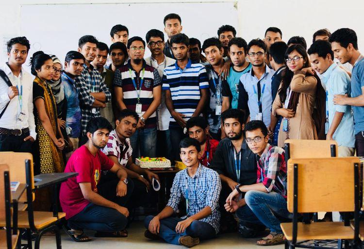Last class Last Class Of The Semester! Teacher❤️ Friendship Classroom Group Of People