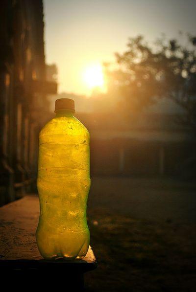 school prayer time..... Empty Water Bottle Memories School Water Water Bottle  Freshness