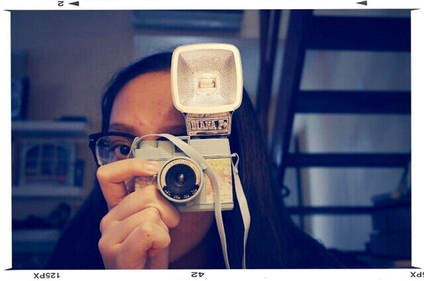 Diana Mini Diana F+ Hipster Selfie