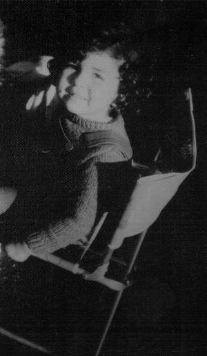 Monochrome Photography InfanciaRecordada One Woman Only One Person Niños Bellos Niñosandaluces