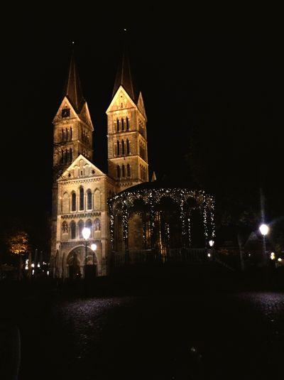 Roermond Limburg Netherlands ❤ I❤️ Roermond Night Photography Learn & Shoot: After Dark