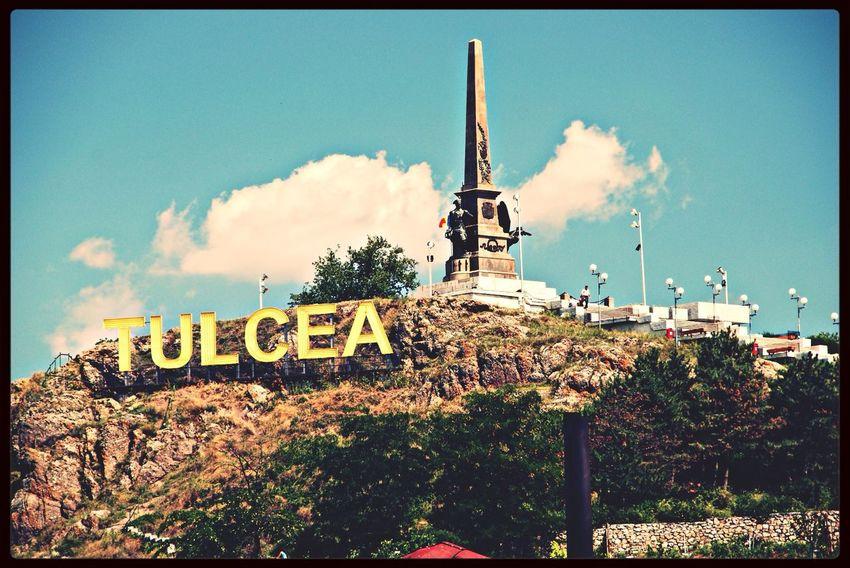 Tulcea Donaudelta Monuments Romania