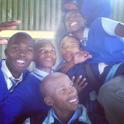 Lmao @jaxxtheart asked that I not throw him back but daaaamn homie TBT  Matric08 Suiderlig