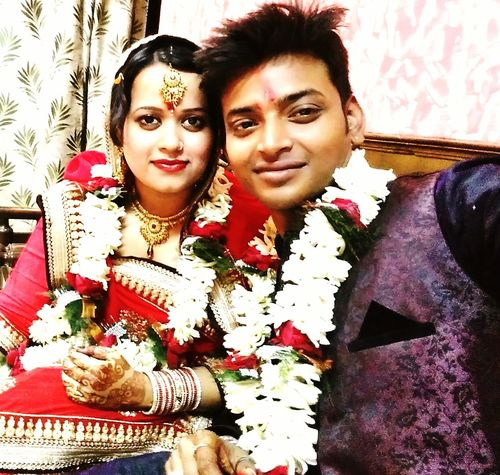 Indian Marriage.