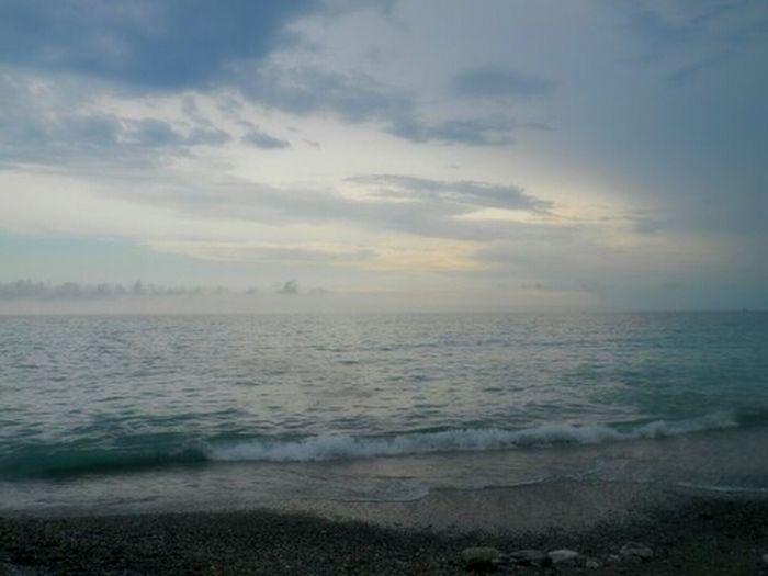 Colour Of The Sea I <3 Seascape Sky And Clouds Sea And Sky