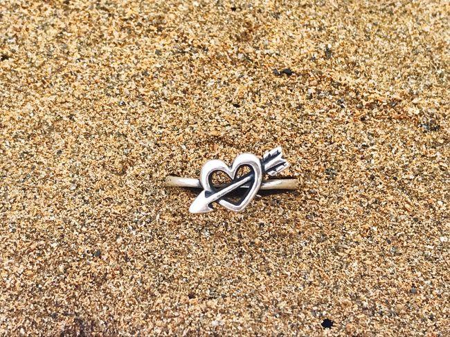 Sand Beach Puerto Rico JamesAvery Heart ❤ Love Day