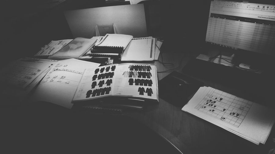 in principio era il caos My Desk Today The Perfect Imperfect Monochrome