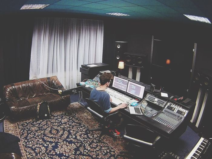 The lab Technology Studio Music Fresh Produce