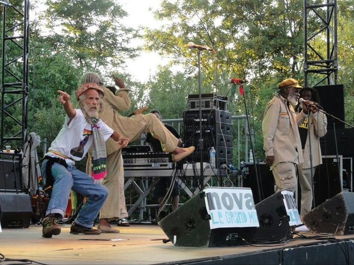 The Congos Music Reggae Cédric Myton What Are You Listening To? Concert