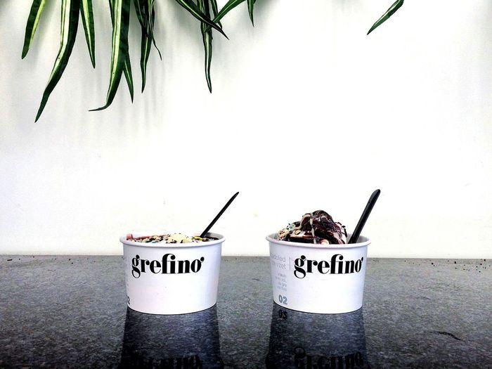 The Week On EyeEm No People Day Ice Cream Grefino Twocups