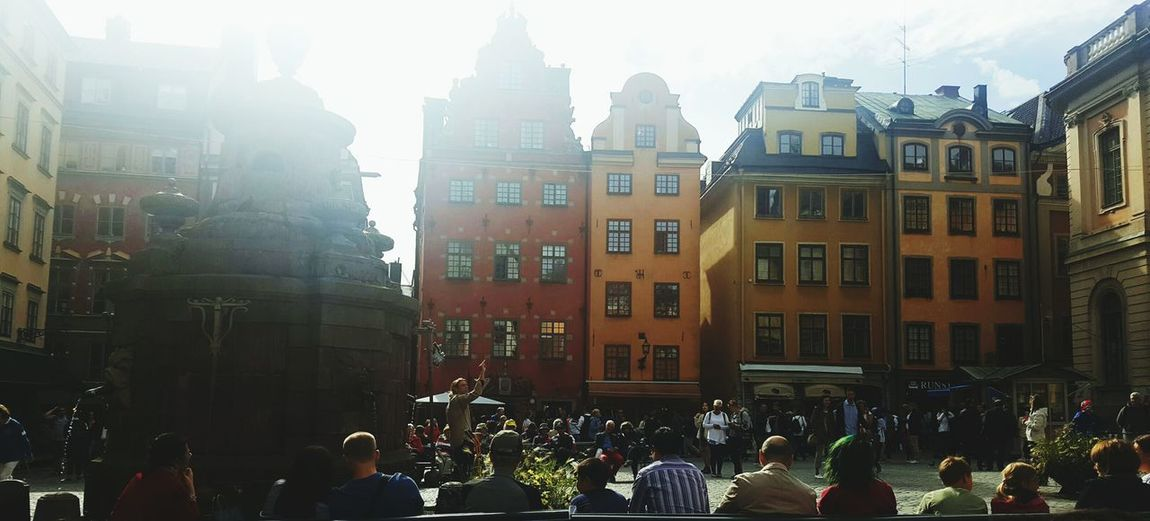 Stockholm SwedenArchitecture Swedish Architecture Sweden-Streetphotography Travel Photography Street Photography Street People Watching Outdoor Photography Outdoor Life Cityscape City Street