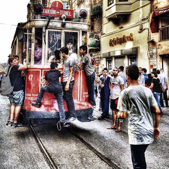 Taksim Istiklal Istiklalcaddesi Istiklal Caddesi Taksim Istiklal