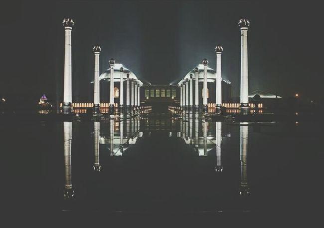 My Favorite Place Ambedkar Park,Lucknow Architecture Tourism Travel Destinations Famous Place Reflection Outdoors