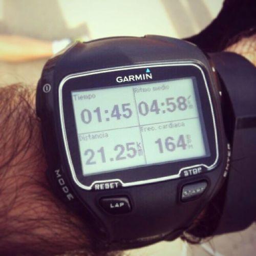 Si me dicen que en 2 meses bajaría mi MMP de 1/2 maratón en casi 14 minutos, no me lo creo... Hasta que lo comprobé.