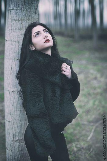 Deepfreeze Winter Portrait Freeze Girl Outfit Fashion Mantova Mood Creative Theportraitist-2016eyeemawards