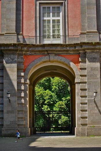 Arch Built