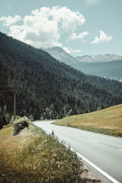 """Paths are made by walking"" - Franz Kafka Switzerland Summer Roadtrip, never have I been more wowed by the mountains and the roads running like streams trough them. EyeEm Best Edits EyeEm Best Shots EyeEm Nature Lover EyeEm Selects EyeEmBestPics EyeEmNewHere Fine Art Photography On The Way Summertime Switzerland Alps The Traveler - 2018 EyeEm Awards First Eyeem Photo Moody Moody Atmosphere Moody_nature Moodygrams Mountain Nature on the move On The Road Outdoors Roadtrip Sky Switzerland Travel Destinations"
