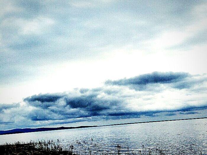 Sleepinginmyurban Day Cloudy Cloud - Sky Sea Water First Eyeem Photo