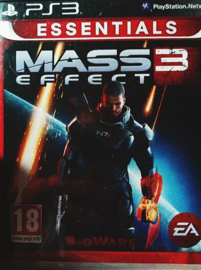 Geek Time Playing Mass Effect 3 Hello World Enjoying Life