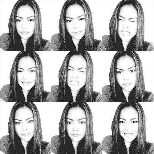 Black & White Selfie Mepopo Popular Photos