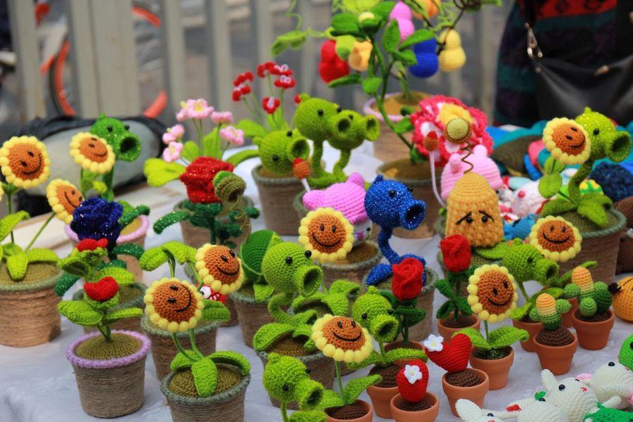 China Beijing flower EyeEmNewHere Fun Marked Street Seller