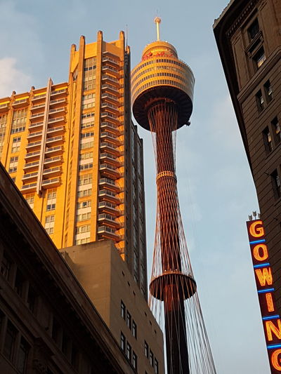 EyeEm Selects Sydney Sydney, Australia Centrepointtower Sunset city