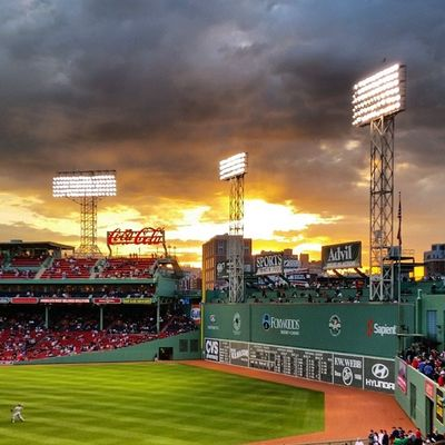 The burning sky Myfenway