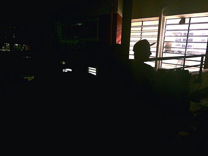 Shadows Chilling Dark
