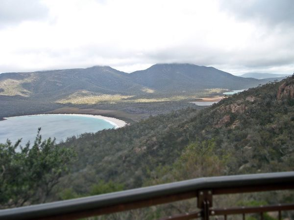 Freycinet NP, Coles Bay Beauty In Nature Cultures Day Freycinet National Park Landscape Mountain Mountain Road Nature No People Outdoors Road Scenics Sky Tasmania Transportation Tree Winding Road Wineglassbay
