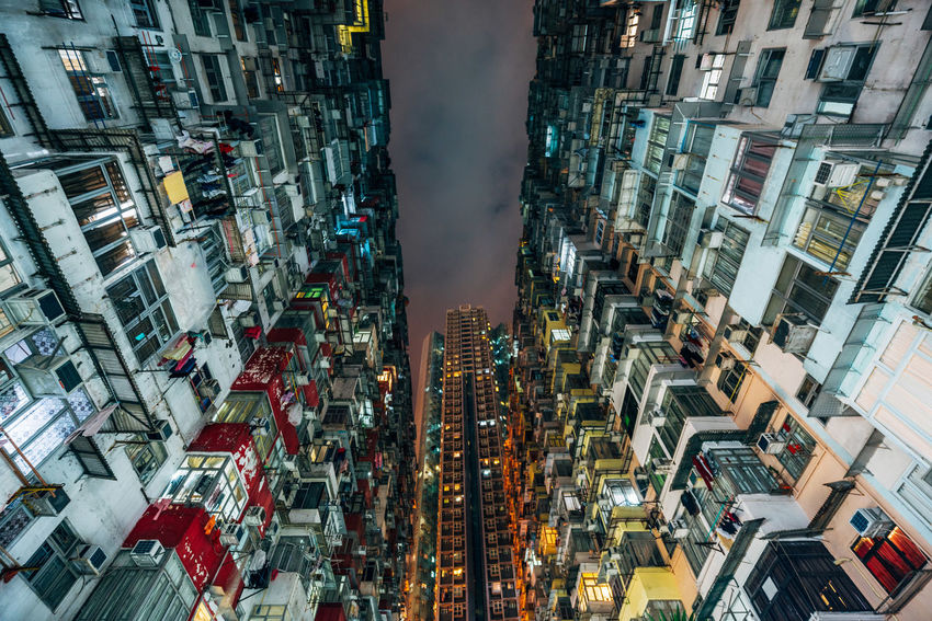 Yick Fat Montane Mansion Architecture Building Exterior Built Structure City Cityscape Day Modern No People Outdoors Sky Skyscraper
