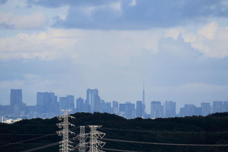 Cityscapes 東京タワー 鉄塔♡Love Pylons