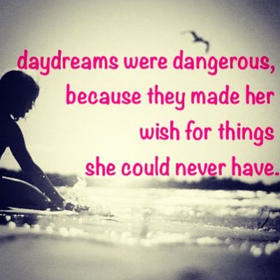 I Love this Quote . Girl Ocean sad daydream dangerous