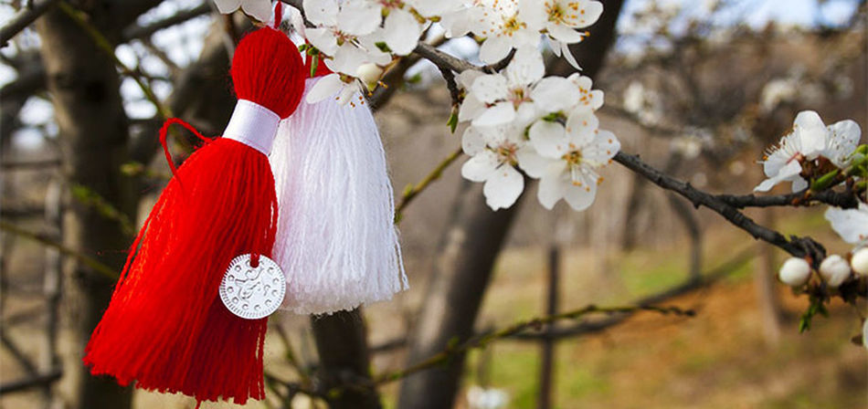 Martisor Tradition Nature Republic Of Moldova Symbol Of Spring