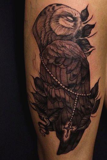 My new love 😍 in process.. Tattoo Ink Owl New Tattoo Inkedgirls Inprocess Tattooart