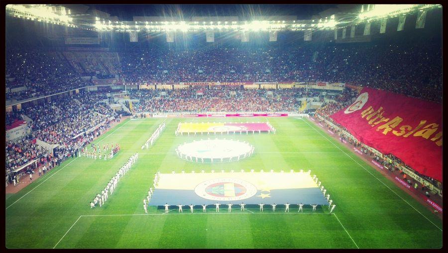 Türkiye Süper Kupası Finali Fenerbahce  UltrasFener Futbol